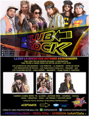 Banda En Vivo! Show Musical 80