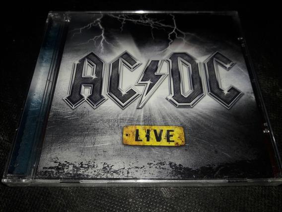 Cd Ac/dc Live Original Lacrado Promoçao