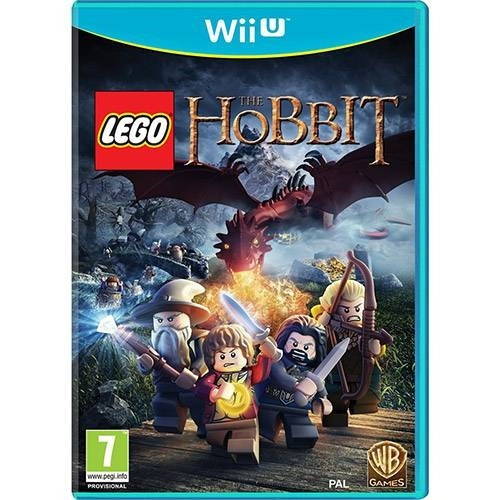 Lego The Hobbit - Wii U Lacrado