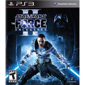 Star Wars The Force Unleashed Ps3 | Midia Física Original