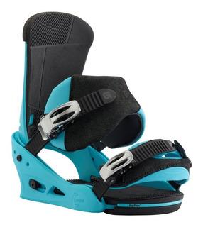 Fijaciones Snowboard Burton Custom Re-flex