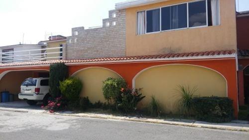 Se Vende Casa En Fraccionamiento Cipreses De Santiago Momoxpan Con Alberca