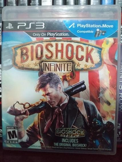 Bioshock Infinite Ps3 Completo | Parcelamento Sem Juros