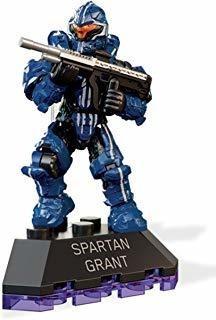 Aj2 Mega Construx Halo Spartan Grant Building Set