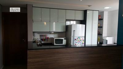 Apartamento A Venda No Bairro Vila Bocaina Em Mauá - Sp. - 2258-1