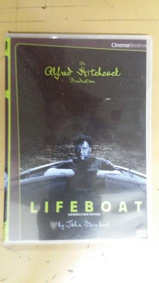 Dvd Lifeboat - Um Barco E Nove Destinos - Alfred Hitchcock