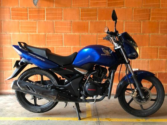 Honda Cbf 150 Azul