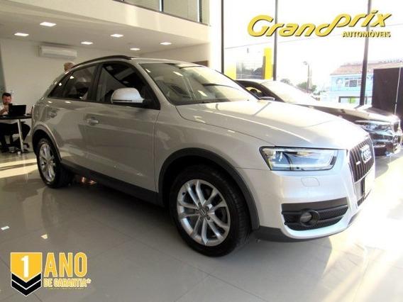 Audi Q3 2014 2.0 Tfsi Ambiente Quattro 4p Gasolina S Tronic