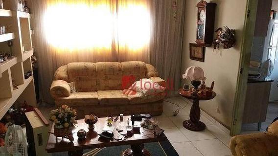 Casa Residencial À Venda, Jardim Nazareth, São José Do Rio Preto. - Ca1645