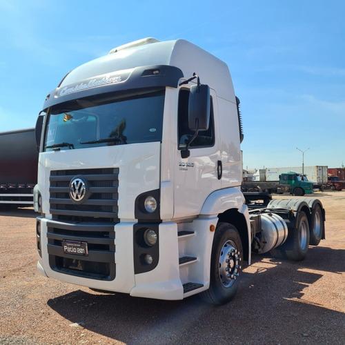 Caminhão Vw 25320 Cavalo Trucado 6x2 2012 - 25.320