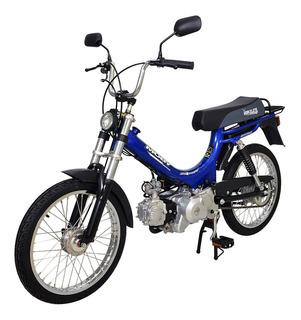 Mobilete 4 Tempos 49cc Automática Bikelete Moby 4t