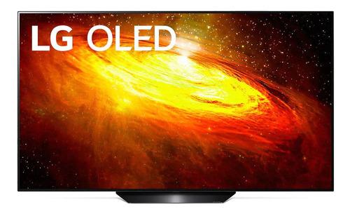 Imagen 1 de 6 de Smart Tv LG 55  Ai Thinq Oled55bxpua 4k Cinema Bluetooth Hdr