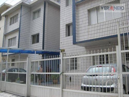 Kitnet Com 1 Dormitório À Venda, 28 M² Por R$ 150.000,00 - Canto Do Forte - Praia Grande/sp - Kn0301