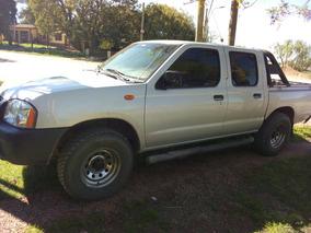 Nissan Frontier Crew Cab Le 5vel 4x2 Mt 2012