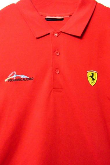Polo Ferrari Piloto Fernando Alonso