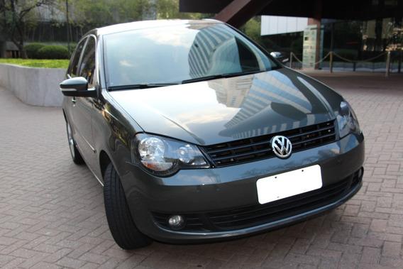 Vw Polo Sedan I-motion 2014/2014 - Única Dona