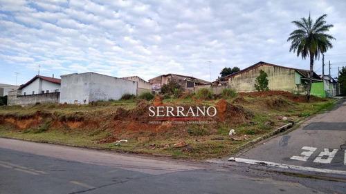 Terreno À Venda, 406 M² Por R$ 280.000,00 - Vila Pompéia - Vinhedo/sp - Te0471