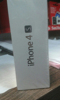 iPhone 4s Original 8giga