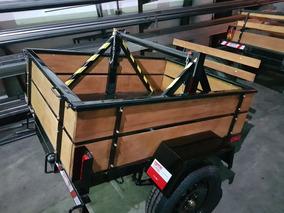 Carreta Carretinha Reboque 1.5x1.10 Bobina