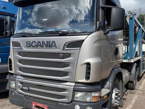 Scania G420 2011 Cegonha Cavalo Toco