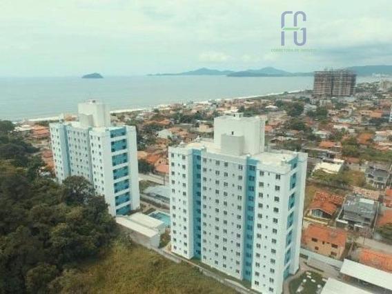 Apartamento Residencial À Venda, Itacolomi, Balneário Piçarras. - Ap0125