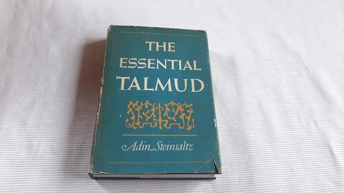 Imagen 1 de 6 de The Essential Talmud Adin Steinsaltz Weidenfeld Nicolson