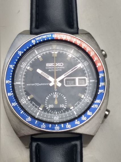 Seiko 6139-6002. Crono. Chronograph