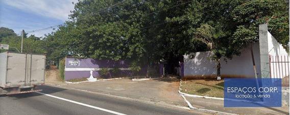 Terreno À Venda, 4.803m² - Canindé - São Paulo/sp - Te0051