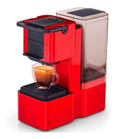 Cafeteira Expresso Três Corações, Vermelha, 110v