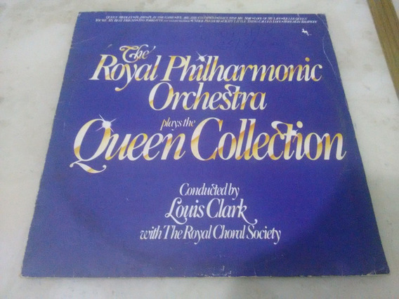 Queen - Royal Philharmonic Orchestra (lp)
