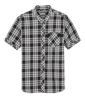 Camisa Fred Perry Tartan Reissues 38 Small