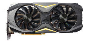 Placa De Video Gtx 1080 8gb Zotac Amp Edition