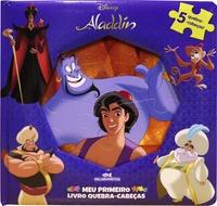 Aladdin  Meu Primeiro Livro Quebra-cabeças