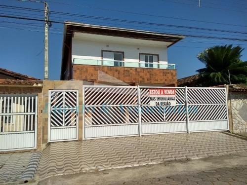 Imagem 1 de 11 de Sobrado Em Condomínio Fechado Residencial Para Venda Na Vila Caiçara, Praia Grande Sp 02 Dormitórios, 01 Vaga - So00196 - 69546913