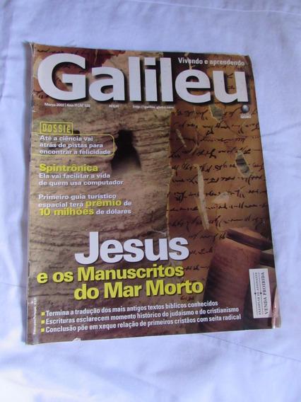 Jesus E Os Manuscritos Do Mar Morto - Galileu
