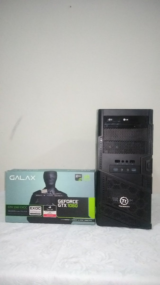 Pc Gamer Intel Core I5 - Geforce Gtx 1060 Exoc - 8gb Ram