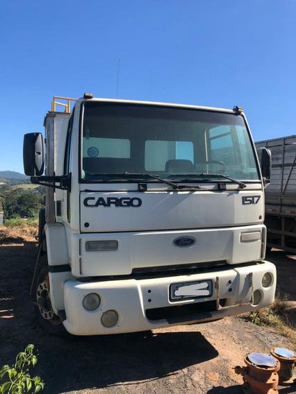 Cargo 1517 2005 ( So 45mil Km) 7 Pneus Zero (no Chassis)