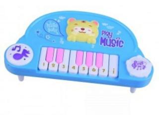 Mini Piano Infantil Juguete Niño Sonido Instrumento Animales