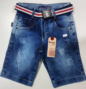 Jeans Infantil E Juvenil Atacado Para Criança 10 Pç
