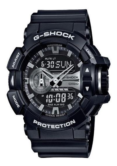 Relógio G-shock Original Lançamento Ga-400gb-1a Frete Gratis