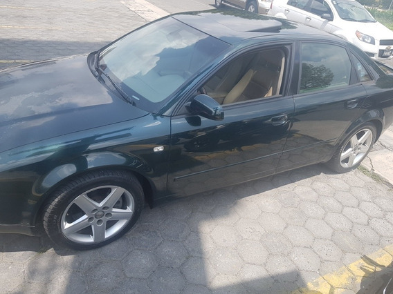 Audi A4 1.8 T Luxury Multitronic Cvt 2004