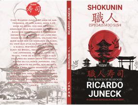 Livro Shokunin Especialista Do Sushi