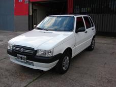 Fiat Uno 1.3 Pack 2 5 Ptas Aa Da Año 2010 $ 125000