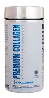Premium Collagen 120 Cápsulas - Cellgenix