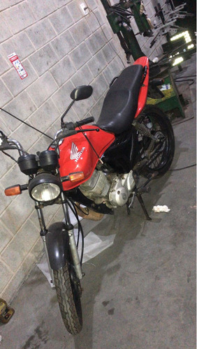 Imagem 1 de 3 de Honda Cg