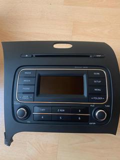 Radio Original Kia Cerato Pro 2013-2015