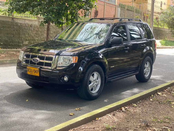 Ford Escape Xlt 4x4 Full