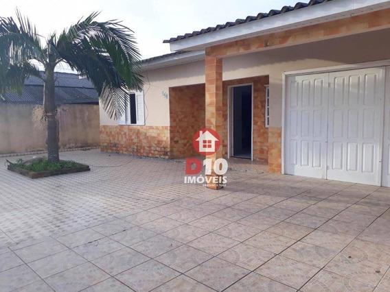 Vendo Casa Na Praia Do Arroio Do Silva - Ca1725