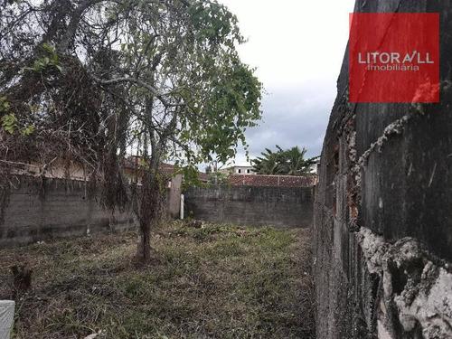 Imagem 1 de 2 de Terreno Residencial À Venda, Satélite, Itanhaém. - Te0244