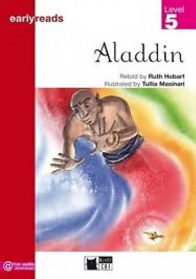 Aladdin - Earlyreads - Level 5 - Cideb